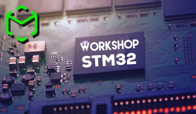 Workshop STM32 scale